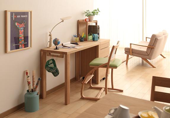 カリモク家具のボナシェルタ2