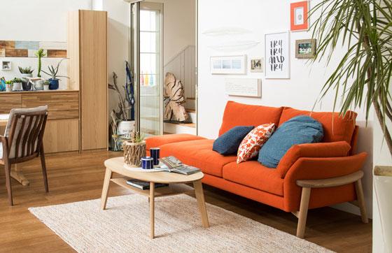 カリモク家具マハラム